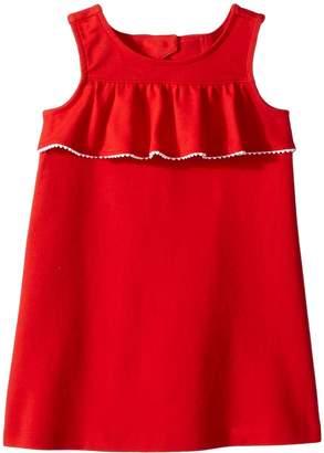 Janie and Jack Ruffle Front Dress Girl's Dress