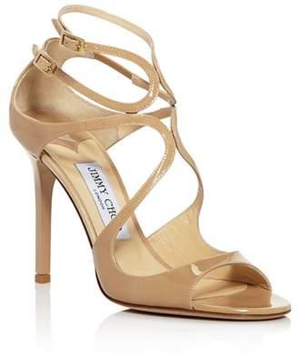 Jimmy Choo Women's Lang 100 High-Heel Sandals