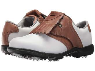 Foot Joy FootJoy DryJoys Cleated Traditional Blucher Saddle