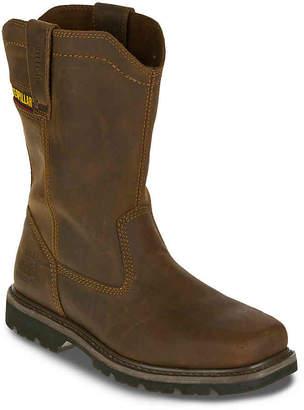 Caterpillar Wellston Steel Toe Work Boot - Men's