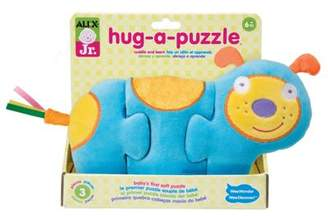Alex Hug A Puzzle Doggy