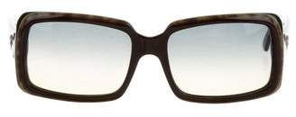 Versace Square Medusa Sunglasses