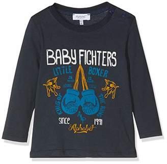 Alphabet Baby Boys' 4m10571-ra T-Shirt (Navy Blue 49), (Manufacturer Size: 18M)