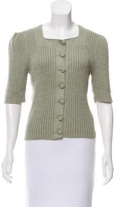 Ralph Lauren Short Sleeve Button-Up Cardigan w/ Tags