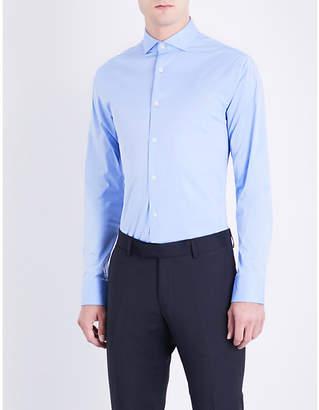 Tiger of Sweden Farrell slim-fit stretch-cotton shirt