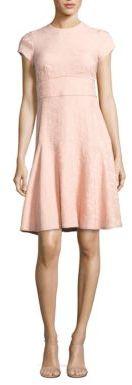 Nanette Lepore Fresco Frock Dress $328 thestylecure.com