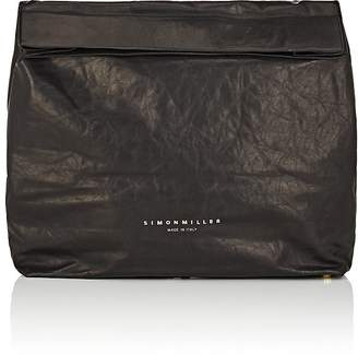 Simon Miller Women's Extra Large Leather Lunch Bag