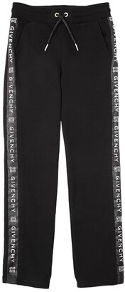 Givenchy Logo Side Print Sweatpants