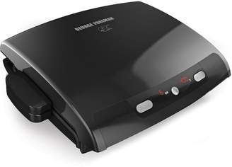 George Foreman 6-Serving Removable Nonstick Plate Countertop Grill