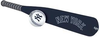 Rawlings Sports Accessories New York Yankees Foam Bat & Baseball Set