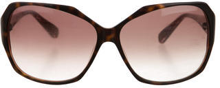 Paul Smith Oversize Gradient Sunglasses w/ Tags $65 thestylecure.com