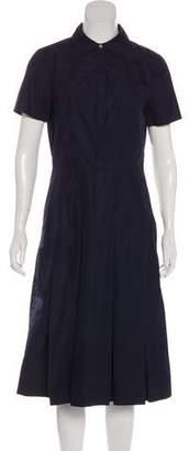 Tory Burch Midi Shirt Dress