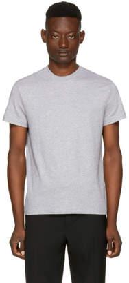 Prada Three-Pack Grey Basic T-Shirt