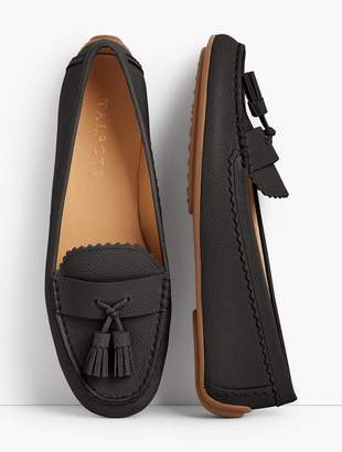 Talbots Everson Driving Moccasins