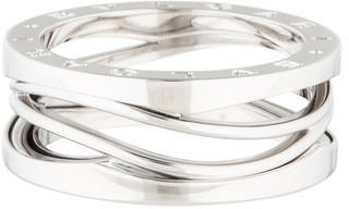 Bvlgari  Bvlgari Zaha Hadid B.Zero1 Design Legend 3-Band Ring
