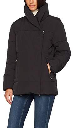 J. Lindeberg Women's Savannah Vintage Nylon Coat,(Size:42)