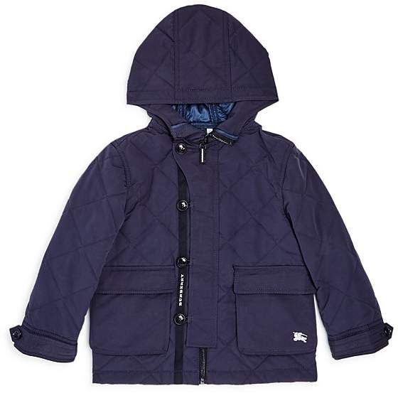 Burberry Boys' Doug Quilted Coat - Little Kid, Big Kid
