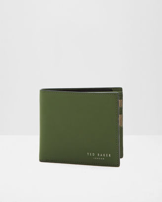 Leather wallet $109 thestylecure.com