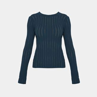Theory Pointelle Pullover