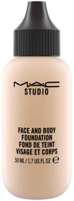 M·A·C MAC Cosmetics MAC M?A?C Studio Face and Body Foundation