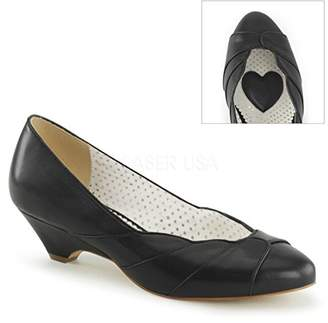 Couture Pin Up Women's Lulu05/Bpu Slide Pump