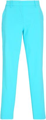 Emilio Pucci Crepe Straight-Leg Pants $690 thestylecure.com