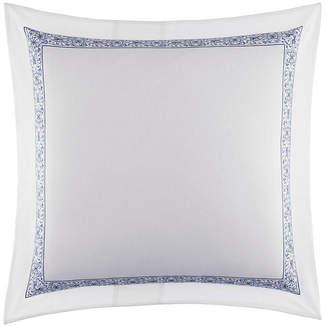 Laura Ashley Charlotte Blue European Sham Bedding