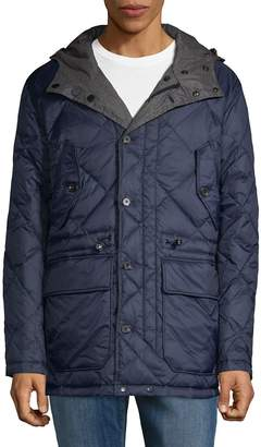 Hawke & Co Men's Reversible Down-Filled Jacket