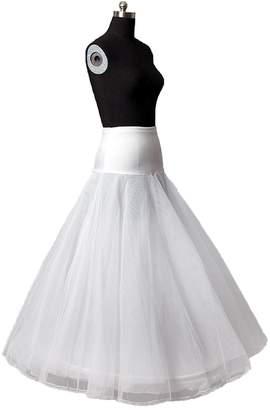 Funnie Petticoats Skirts Slip - Women 2015 A-Line/Ball Gown/Train Dress 005