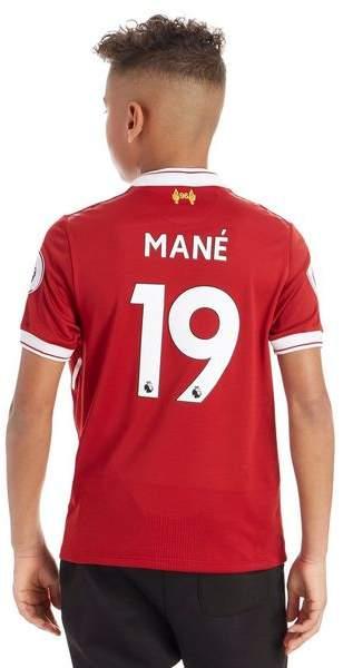 Liverpool FC 2017 Mane #19 Home Shirt Junior