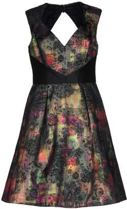 Theia Short dresses
