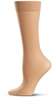 Wolford Womens Individual 10 Knee-High Socks