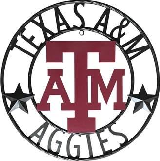 Texas A&M Aggies 24-Inch Wrought Iron Wall Decor