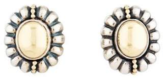 Lagos Caviar Clip-On Earrings