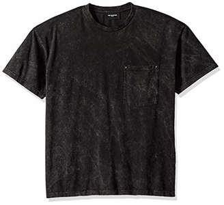 The Kooples Men's Men's Washed Out Short Sleeve T-Shirt