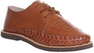 Office Chamula Vracruz Woven Shoes