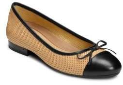 Aerosoles Outrun Leather Ballet Flats