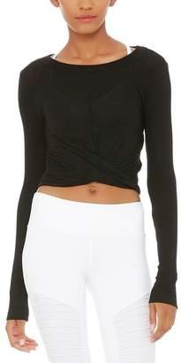 Alo Yoga Cover Long-Sleeve Top - Women's