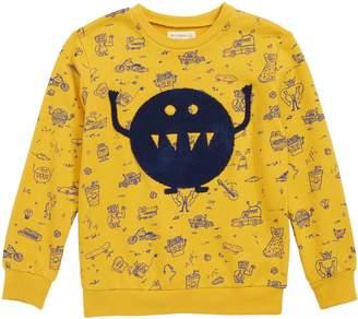 Tucker + Tate Chenille Graphic Sweatshirt