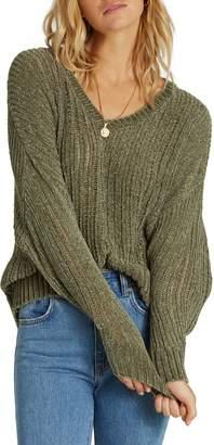 Billabong Higher Ground Chenille Sweater