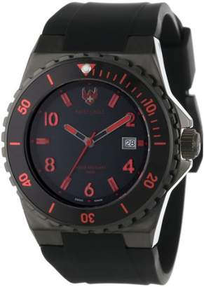 Swiss Eagle Men's SE 9039-04 Response Black Watch