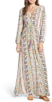 Raga Yasmin Print Maxi Dress