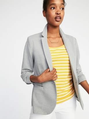 Old Navy Ponte-Knit Blazer for Women
