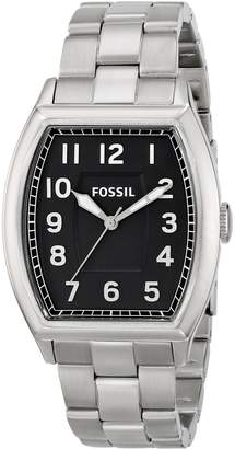 Fossil Men's FS4881 Narrator Analog Display Analog Quartz Watch