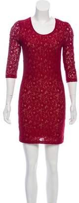 Lovers + Friends Lace Mini Dress