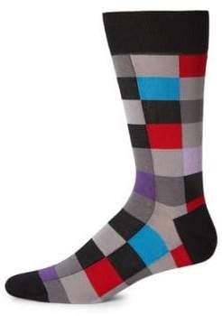 Bugatchi Classic Multi-Colored Socks