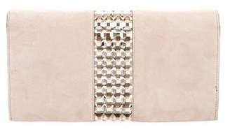 Gucci Embellished Broadway Clutch