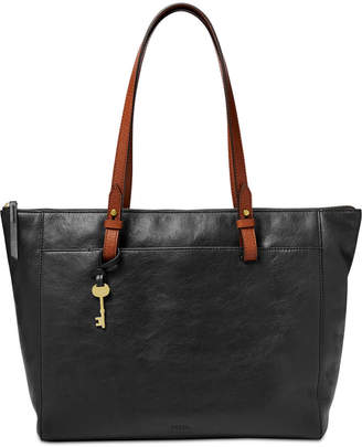 Fossil Rachel Tote With Zipper