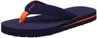 Polo Ralph Lauren Boys' Geo Flip-Flop