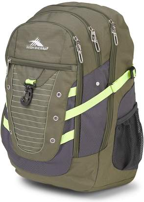 High Sierra Tactic 17-in. Laptop Backpack